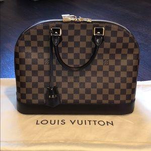 Louis Vuitton, Damien Ebene, Alma MM